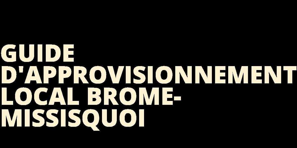 Brome-Missisquoi